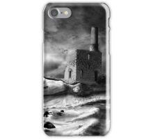 Cornish engine house iPhone Case/Skin