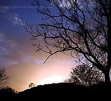 Winter glow by Fiona Mouzakitis