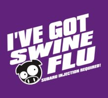 Subaru Swine Flu T-Shirt
