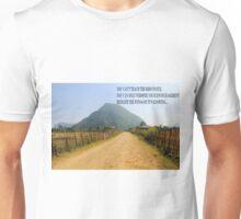 dusty road Unisex T-Shirt
