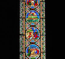 Stained Glass #2 by Claire Elford