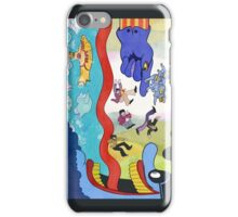 Pepperland iPhone Case/Skin