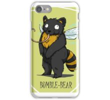 Bumble-Bear iPhone Case/Skin