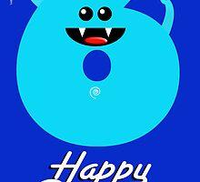 HAPPY BIRTHDAY 6 by peter chebatte