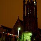 Gothic Spires by Robert  Buehner
