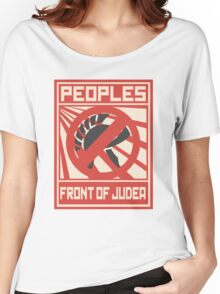 The People Front of Judea Women's Relaxed Fit T-Shirt
