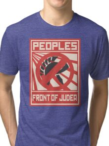 The People Front of Judea Tri-blend T-Shirt