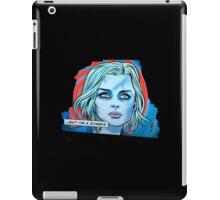 But I'm A Zombie iPad Case/Skin