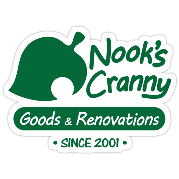 NOOK'S CRANNY by DREWWISE