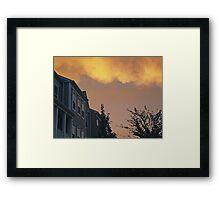 """""""Morning Moods"""" Framed Print"""