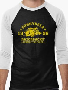 Sunnydale Herbert Men's Baseball ¾ T-Shirt