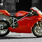 Ducati 999 by jonshort58