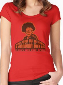 Franklin Bluth Women's Fitted Scoop T-Shirt
