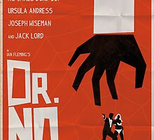 Orange Dr No by AlainB68