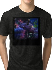 lets get high Tri-blend T-Shirt