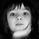 Portrait of a child by Mariano57