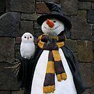 Christmas At Hogsmeade by artisandelimage