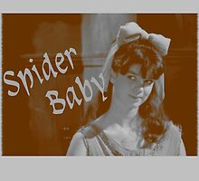 Spider Baby - a cult horror icon by JSThompson