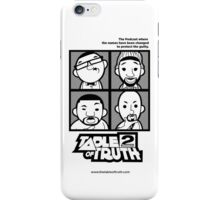 The Table of Truth Faces Logo Tee iPhone Case/Skin
