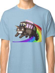 catbus nyan Classic T-Shirt