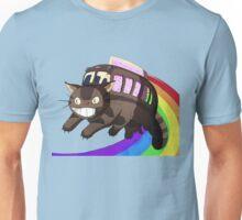 catbus nyan Unisex T-Shirt