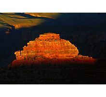 Grand Canyon Evening Photographic Print
