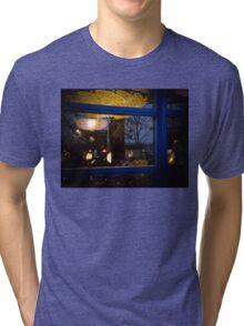 A shop window by the way. Tri-blend T-Shirt