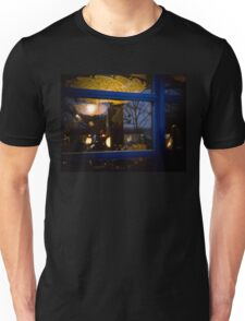 A shop window by the way. Unisex T-Shirt