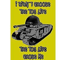 Tog II Tank T shirts Photographic Print