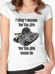 Tog II Tank T shirts Women's Fitted Scoop T-Shirt