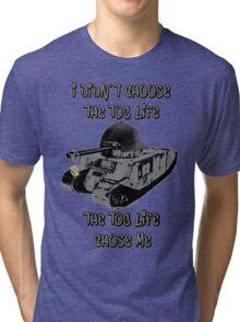 Tog II Tank T shirts Tri-blend T-Shirt
