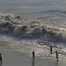 High waves - Olas altas at Olas Altas Beach, Puerto Vallarta, Mexico by PtoVallartaMex