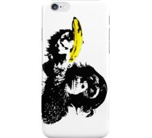 Bad Monkey iPhone Case/Skin
