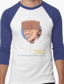 Farkus for President Men's Baseball ¾ T-Shirt