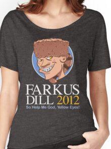 Farkus for President Women's Relaxed Fit T-Shirt