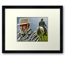Fore and Aft Framed Print