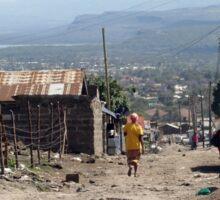 Giotto Dump Site - Nakuru Sticker