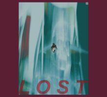 LOST RED by madrarua