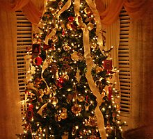 The Glow Of Christmas by Kathy Baccari
