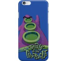 Day of the Tentacle (Distressed) iPhone Case/Skin