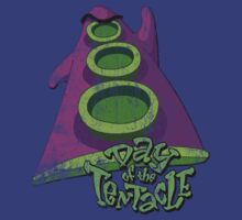 Day of the Tentacle (Distressed) by Blank-Infinity