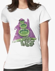 Day of the Tentacle (Distressed) Womens Fitted T-Shirt