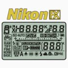 Nikon FX Control Panel by Elkay Lee