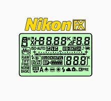 Nikon FX Control Panel Unisex T-Shirt