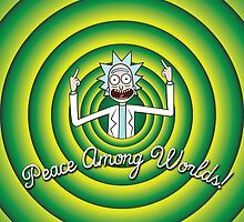 Peace among worlds, Folks! by Vitaliy Klimenko