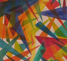 Triangles by Matt Tewes