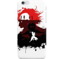 Fight for the survival iPhone Case/Skin