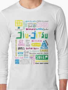 BJJ Long Sleeve T-Shirt