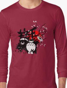 Japan Spirits Long Sleeve T-Shirt