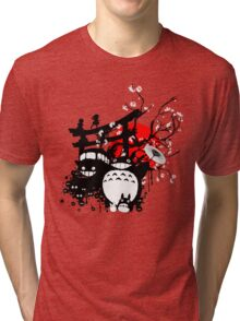 Japan Spirits Tri-blend T-Shirt